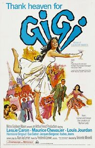 Gigi-movie-poster-Leslie-Caron-Maurice-Chevalier-11-x-17-inches