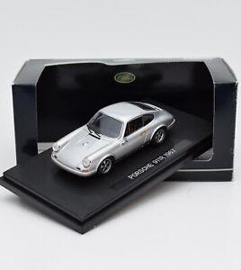EBBRO-44011-Porsche-911-R-Sportwagen-Bj-1967-extrem-selten-1-43-OVP-112-8