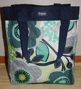 ... THIRTY ONE GIFTS Fabulous Floral ESSENTIAL STORAGE TOTE
