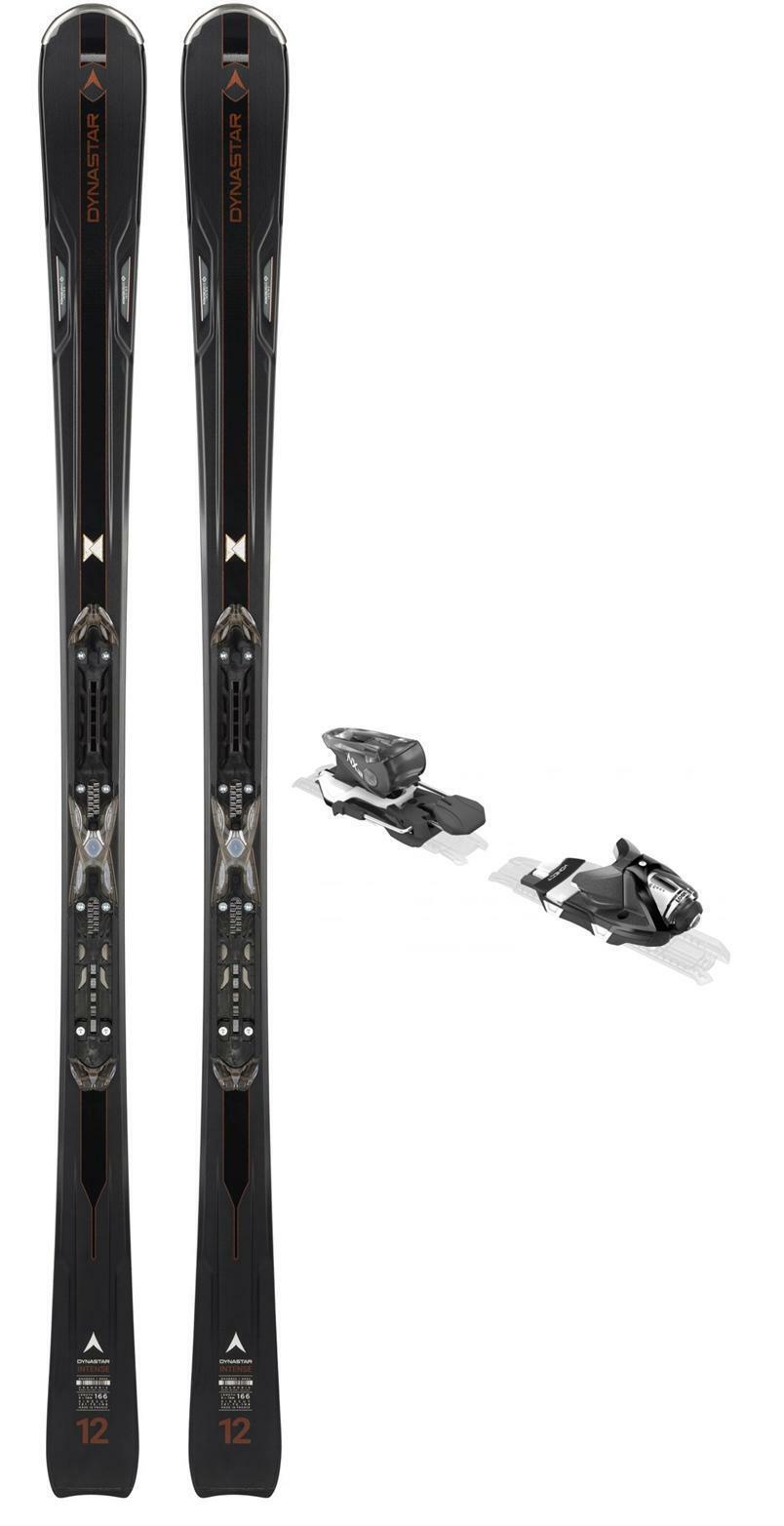 2020 Blizzard Black Pearl 82 159cm Skis /& Look SPX Dual WTR 90mm Black White Ski Bindings