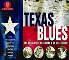 Texas Blues - The Absolutely Essential 3 CD Collection Various Artists
