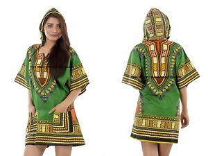 4278f762aca05 Image is loading Dashiki-African-Festival-Ethnic-Poncho-Mexican-Shirt-Men-