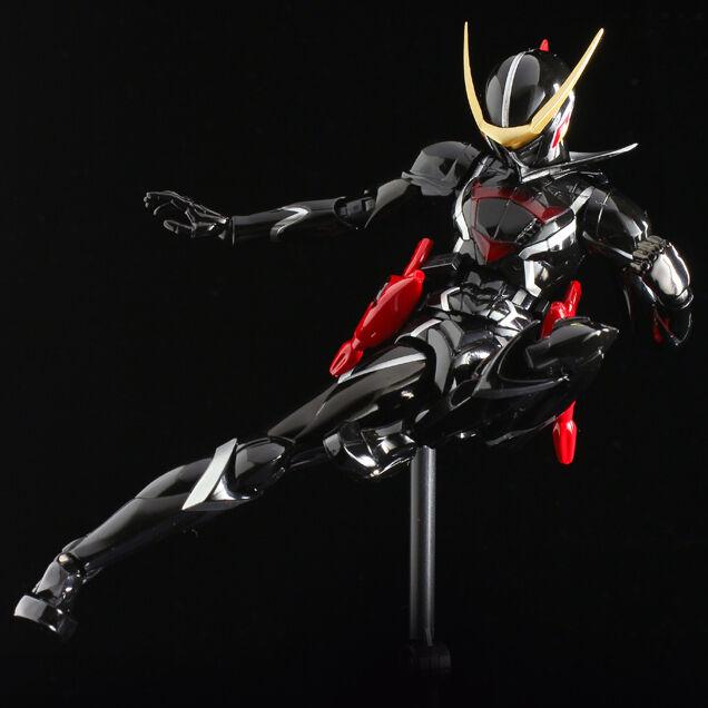 Sentinel TATSUNOKO HEROES FIGHTINGEAR KYASHAN Casshern versione di Coloreeee nero NUOVO