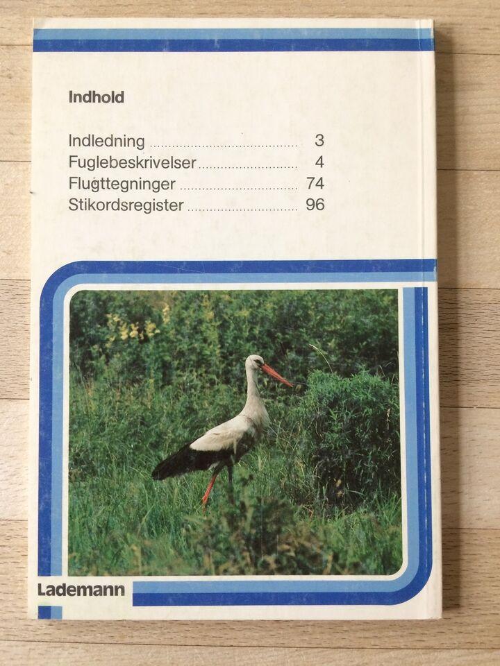 Fugle ved strand og sø, Benny Génsbøl, emne: dyr