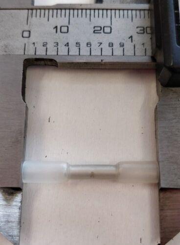 Pegamento Claro Tipo duraseal 10 Forrado De Calor Shrink Empalme terminales ctie HSB0.5