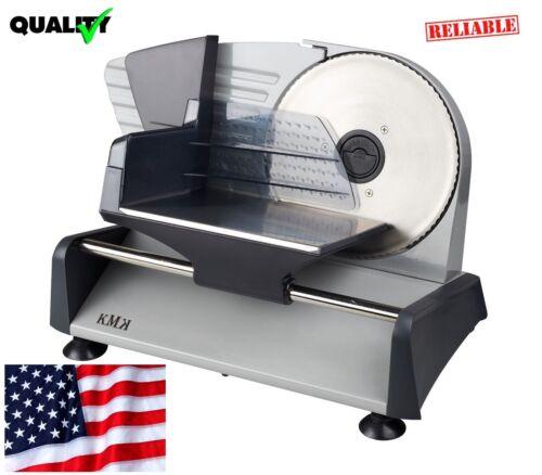 """Brand new KMK 7.5/"""" Kitchen Pro Electric Food Slicer Meat slicer  *On sales*"""