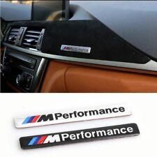 M Performance Emblem Aufkleber Alu Sticker M Logo Schild Schriftzug für BMW(1x)