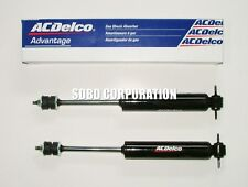 1970-1981 Chevrolet Camaro Front ACDelco Gas Shock Absorbers Ext 14.61 Comp 9.25