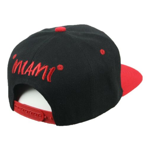 Miami Baseball Cap Adjustable Hat Fashion Casual Hats MI Snapback Hip Hop