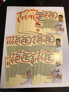 2006-2007-Topps-DAVID-WRIGHT-Students-Work-Hard-Get-Cards-30-Total