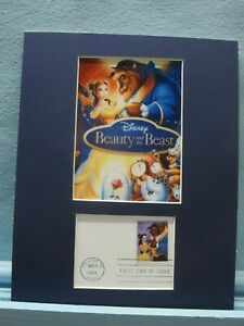 Walt-Disney-039-s-Beauty-amp-the-Beast-honored-by-its-own-stamp
