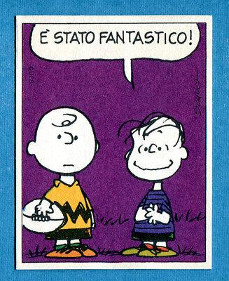 LINUS 1971 Figurina Nuova  n° 315