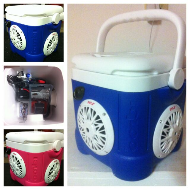 ICE CHEST STEREO / STEREO COOLER