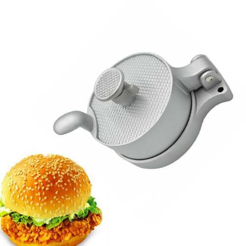 Kitchen Hamburger Meat Press Tool Burger Patty Makers B Non-stick D4Z2 Mold U8A7