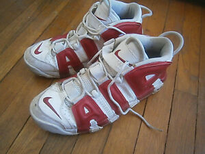 90885d1121 Image is loading Nike-Air-More-Uptempo-White-Gym-Red-414962-