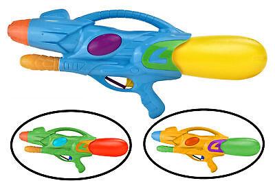 FUCILE AD ACQUA cm 60 pistola a getto lungo con pompa e serbatoio da 2 L