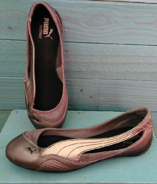 Puma Women's 'Winning Diva Ballerina Bling' Synthetic Casual Shoes Size