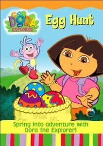 Dora-La-Exploradora-caceria-de-huevos-DVD-2004