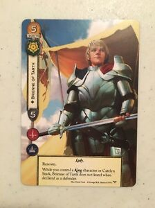 x5 Official FFG Alt Art Cards From Game Of Thrones The Card Game 2nd Series