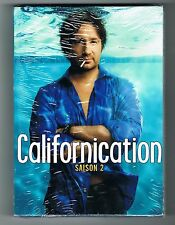 CALIFORNICATION - SAISON 2 - DAVID DUCHOVNY - DVD NEUF NEW NEU