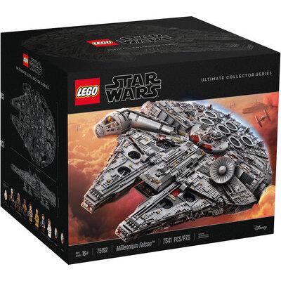 LEGO 75192 MILLENIUM FALCON from Tates Toyworld