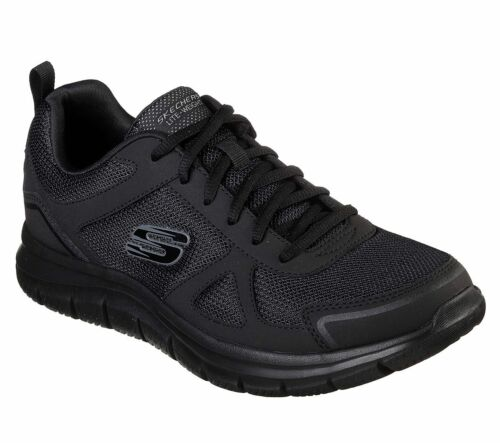 52631 Wide Fit Black Skechers shoe Men Memory Foam Sport Comfort Train Soft Mesh hot sale