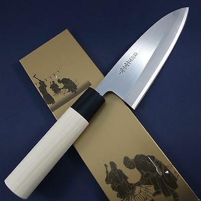 Japanese Deba Kitchen Knife Noshu MASAMUNE SEKI stainless 150mm Made in Japan