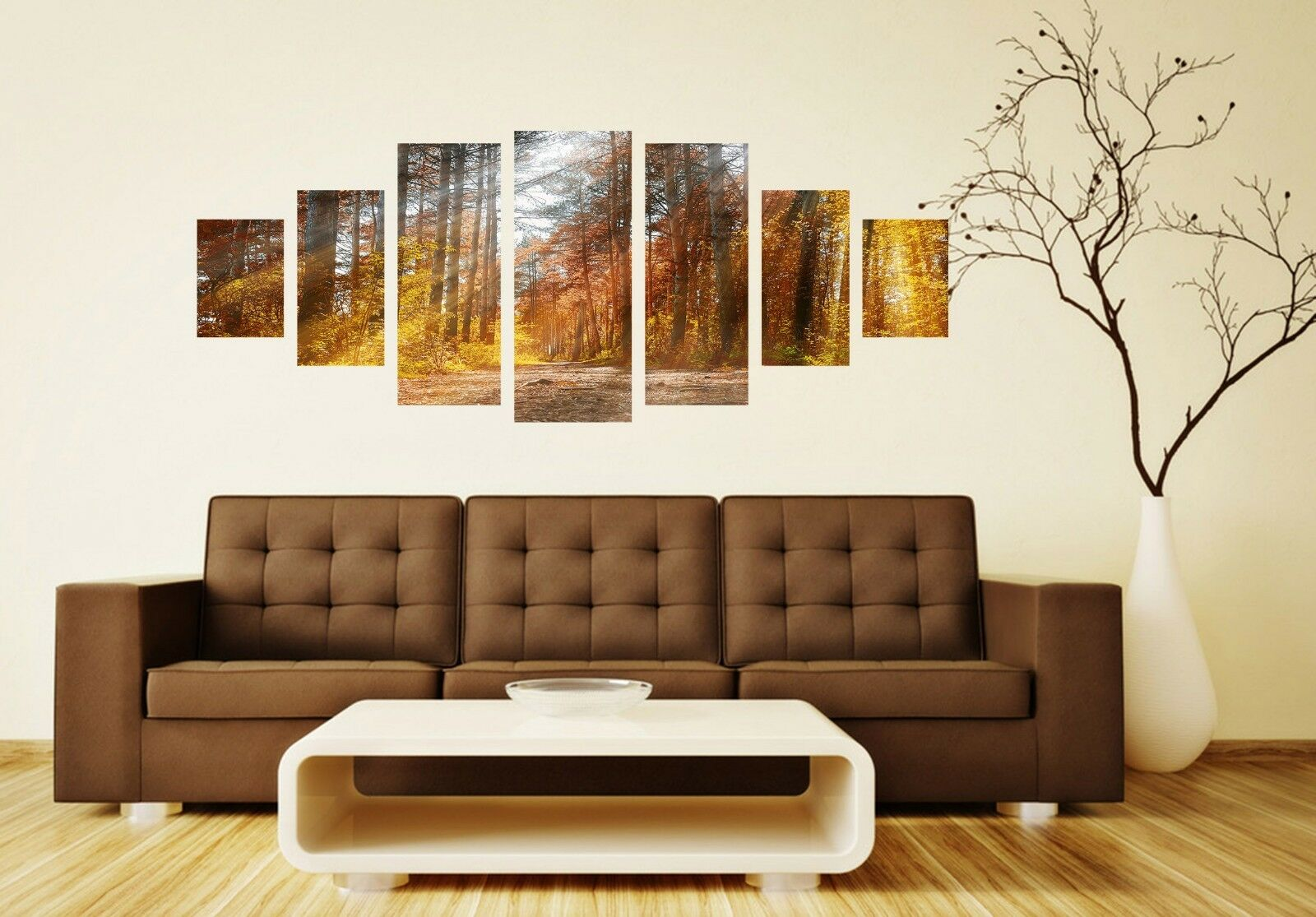 3D Sunny Forest 72 Unframed Print Wall Paper Decal Wall Deco Indoor AJ Jenny