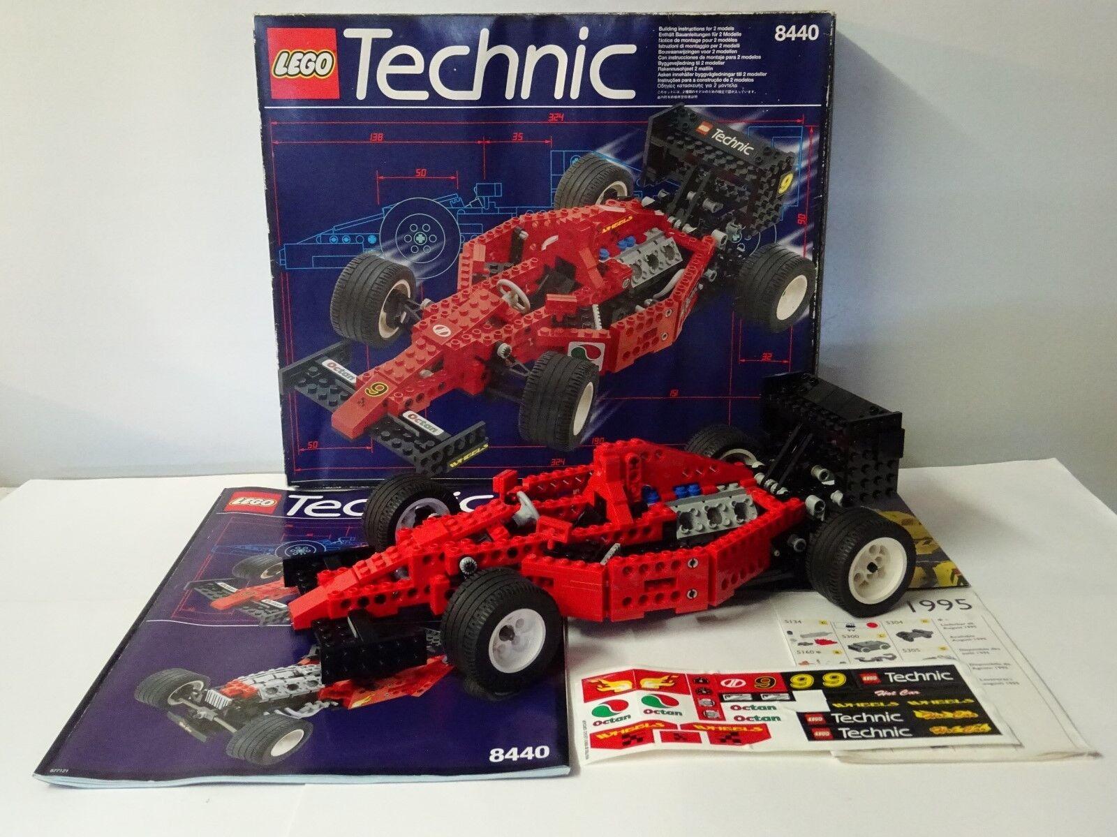 Lego Technic - (en boite) - Octan Indy Racer - n° 8440