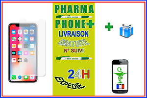 VERRE-TREMPE-INCASSABLE-IPHONE-XS-CADEAU-EXPEDIE-24H