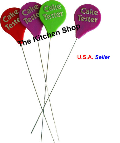 Set of Cake Tester Probe Kitchen Tools /&  Gadgets FREE SHIPPING 4