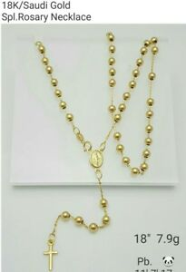 Gold-Authentic-18k-gold-rosary-necklace