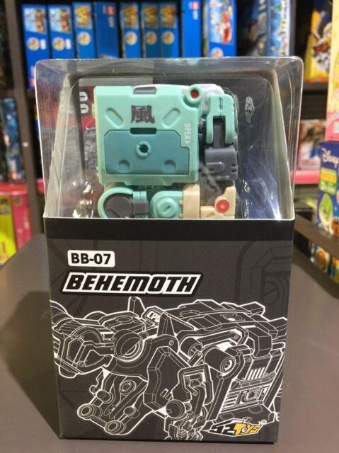 『W。H』MISB 02189 52Toys BeastBOX BB-07 Behemoth CUBE//MECHA ROBOT