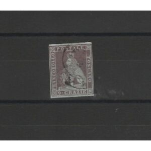 TOSCANA-1851-9-CRAZIE-BRUNO-SASS-N-8b-USATO-CERT-RAYBAUDI-MF52632