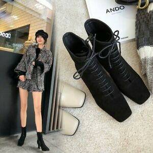 Booties Ankle Boots Shoes SCKI
