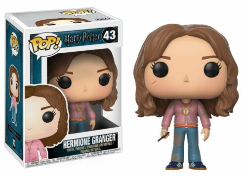 Harry Potter Funko POP 43 Hermione Granger Time Turner Collana Tempo