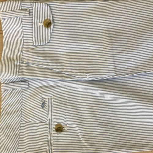 Nwt Flat Vines Vineyard Pincord Front Blue 6 Tan Pants dXwFqqt