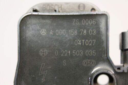 Chrysler crossfire 3,2 bobina de zündmodul a0001587803