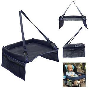 Wasserdicht-Kind-Spieltisch-fuer-Auto-Kindersitze-Autositz-Reisetisch-Esstisch