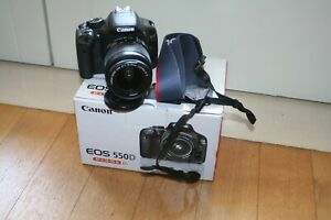 Fotocamera-Canon-EOS-550D-reflex-digitale-obiettivo-18-55-IS-sd-16gb-scato