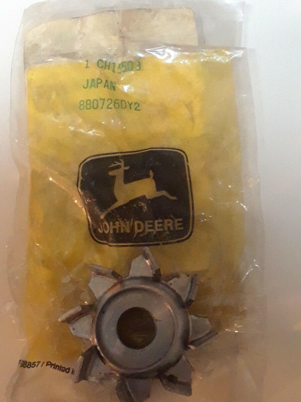 JOHN DEERE CH15503 750 Tractor impellar bomba de agua