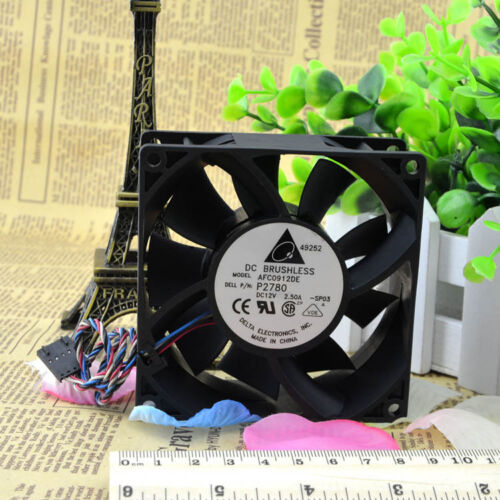 Dell AFC0912DE Computer Cooling Case Fan Desktop Optiplex GX280 P2780