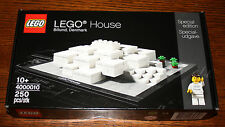 Lego House Billund Denmark 4000010 Special Edition 2day Delivery