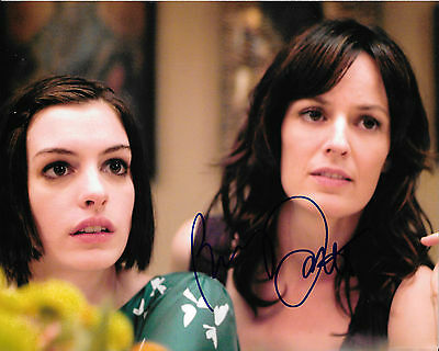 Rosemarie Dewitt Original Gfa Rachel Getting Married Signed 8x10 Photo Ad2 Coa