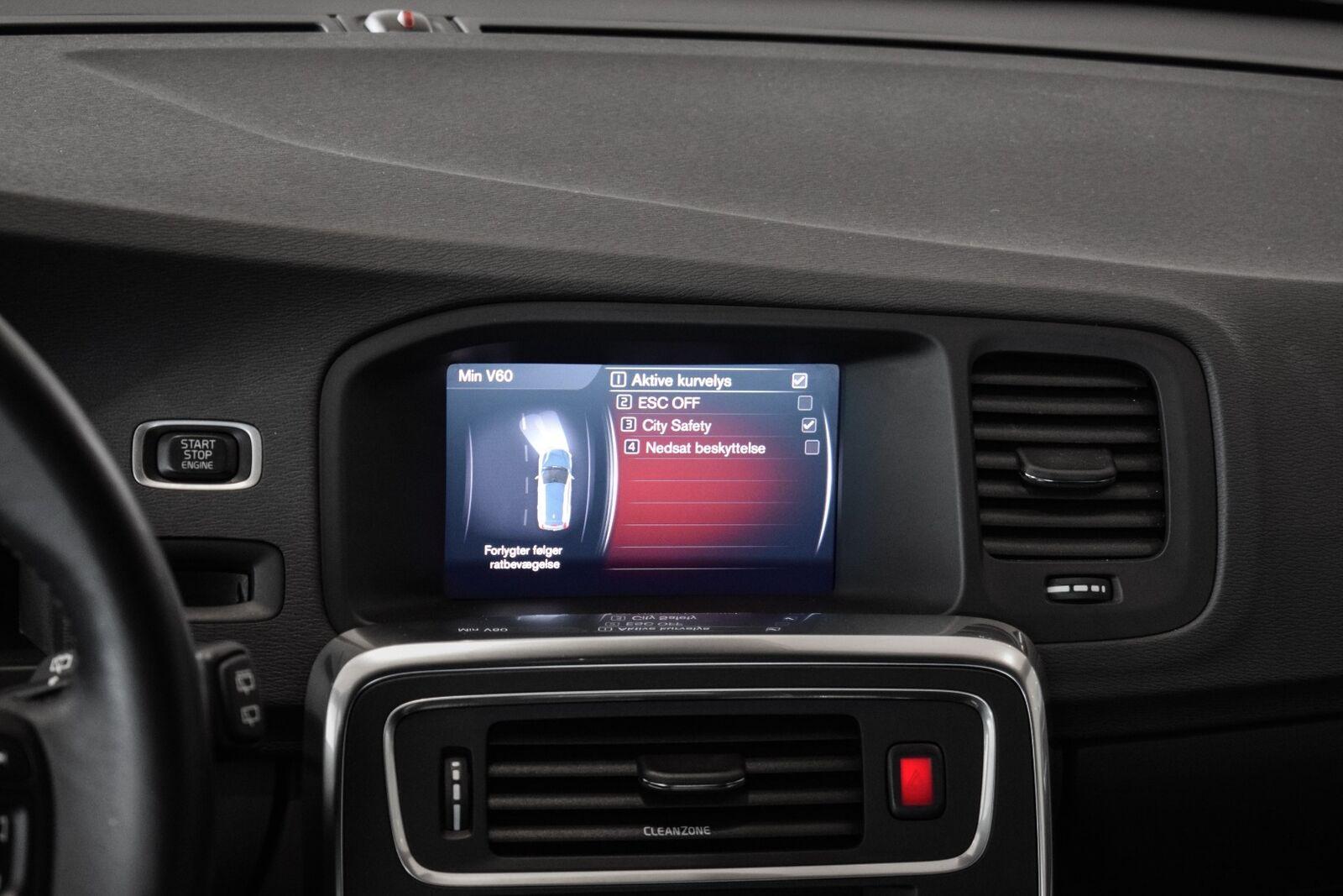 Volvo V60 2,0 D4 190 Momentum - billede 10