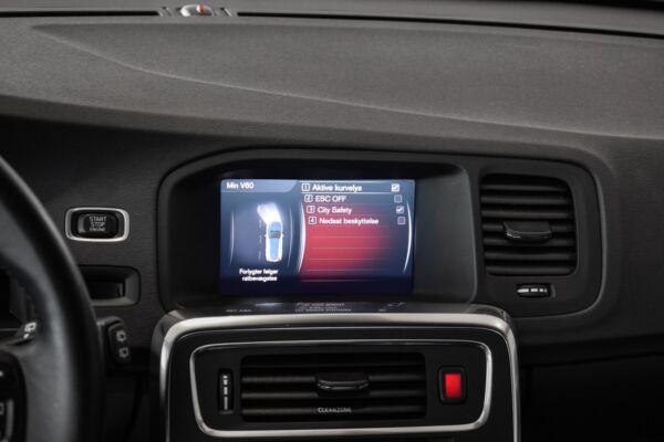 Volvo V60 2,0 D4 190 Momentum billede 10