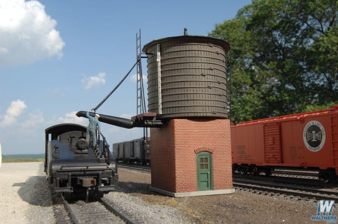 HO Scale Bachmann 35112 * Branch Line Water Stop