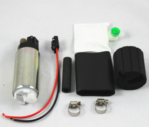 255LPH High Performance Fuel Pump With Install Kit Replacement GSS341