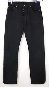 Levi's Strauss & Co Hommes 501 Jeans Jambe Droite Taille W32 L34 AVZ238