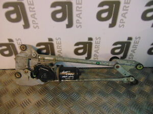 NISSAN-X-TRAIL-2-2-DCI-2003-FRONT-WIPER-LINKAGE-AND-MOTOR